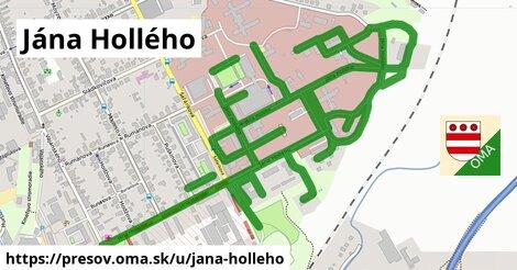 ilustrácia k Jána Hollého, Prešov - 2,3km