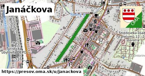 ilustrácia k Janáčková, Prešov - 576m