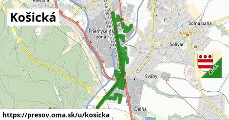 ilustrácia k Košická, Prešov - 3,7km