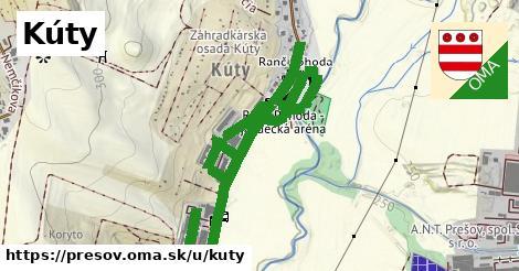 ilustrácia k Kúty, Prešov - 1,36km