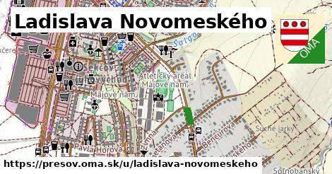 ilustrácia k Ladislava Novomeského, Prešov - 1,45km
