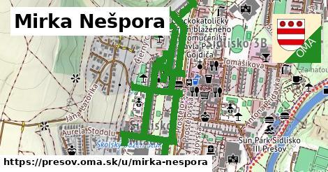 ilustrácia k Mirka Nešpora, Prešov - 2,0km