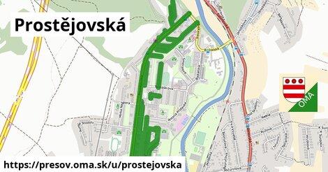 ilustrácia k Prostějovská, Prešov - 3,9km