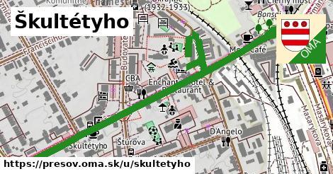 ilustrácia k Škultétyho, Prešov - 0,78km