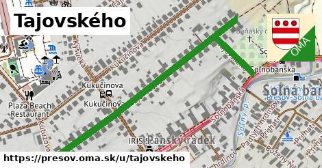 ilustrácia k Tajovského, Prešov - 662m