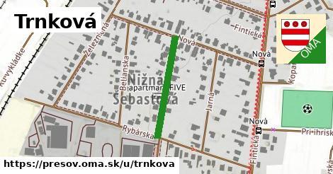 ilustrácia k Trnková, Prešov - 227m