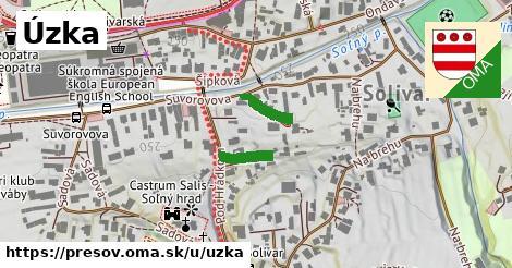 ilustrácia k Úzka, Prešov - 131m