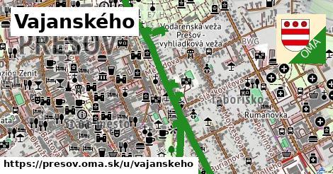 ilustrácia k Vajanského, Prešov - 1,03km