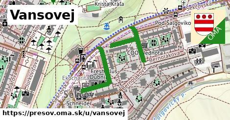 ilustrácia k Vansovej, Prešov - 429m