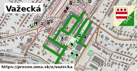 ilustračný obrázok k Važecká, Prešov