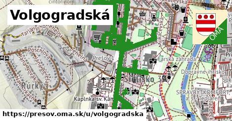 ilustračný obrázok k Volgogradská, Prešov