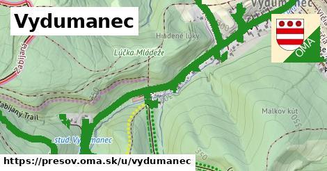 ilustrácia k Vydumanec, Prešov - 1,99km