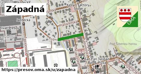 ilustrácia k Západná, Prešov - 134m