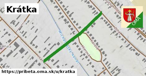 ilustrácia k Krátka, Pribeta - 393m
