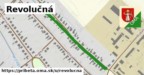ilustrácia k Revolučná, Pribeta - 487m