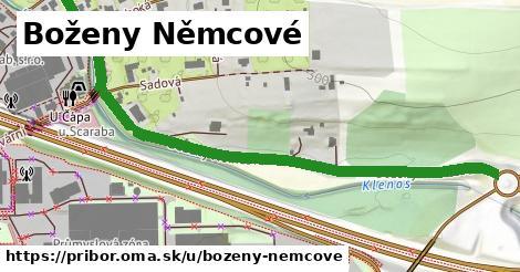 ilustrácia k Boženy Němcové, Příbor - 0,75km