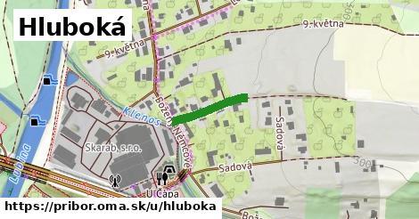 ilustrácia k Hluboká, Příbor - 138m
