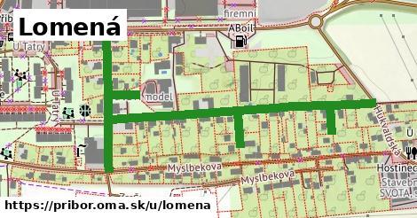 ilustrácia k Lomená, Příbor - 0,88km
