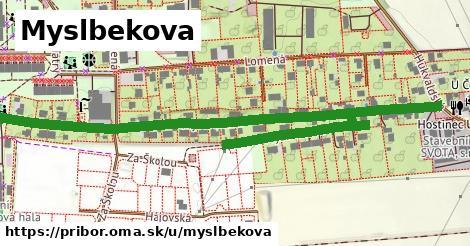 ilustrácia k Myslbekova, Příbor - 0,90km