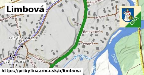 ilustrácia k Limbová, Pribylina - 488m