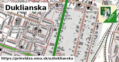 ilustrácia k Duklianska, Prievidza - 397m