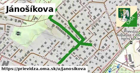 ilustrácia k Jánošíkova, Prievidza - 311m