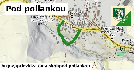 ilustrácia k Pod poliankou, Prievidza - 270m
