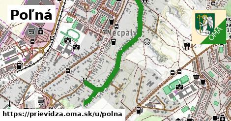 ilustrácia k Poľná, Prievidza - 0,92km