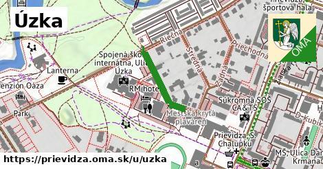 ilustrácia k Úzka, Prievidza - 175m