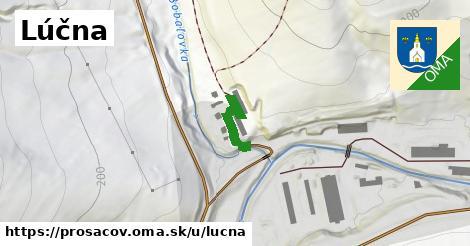 ilustrácia k Lúčna, Prosačov - 130m