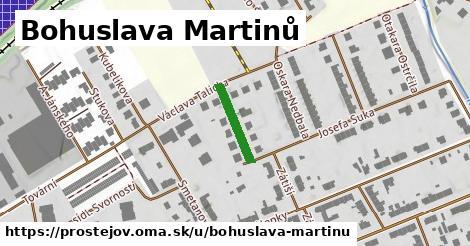 ilustrácia k Bohuslava Martinů, Prostějov - 130m