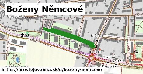 ilustrácia k Boženy Němcové, Prostějov - 538m