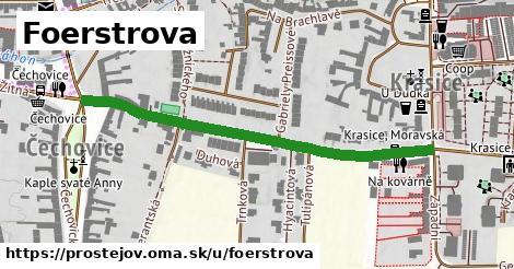 ilustrácia k Foerstrova, Prostějov - 511m