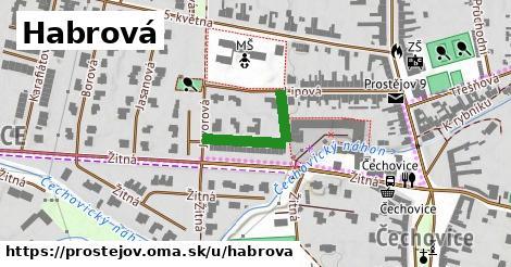 ilustrácia k Habrová, Prostějov - 192m