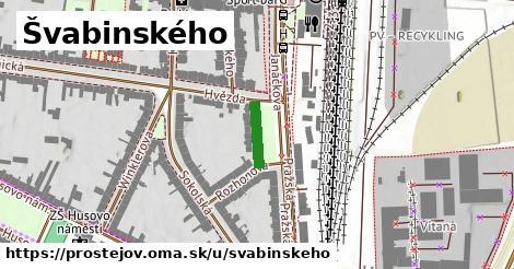 ilustrácia k Švabinského, Prostějov - 94m
