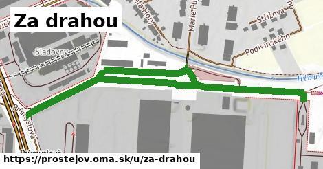 ilustrácia k Za drahou, Prostějov - 0,93km