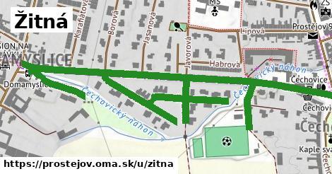 ilustrácia k Žitná, Prostějov - 0,83km