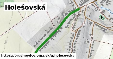 ilustrácia k Holešovská, Prusinovice - 415m