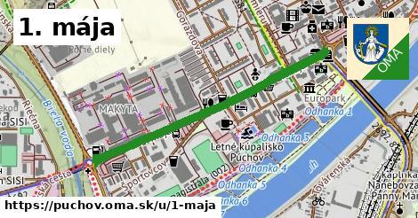 ilustrácia k 1. mája, Púchov - 0,89km