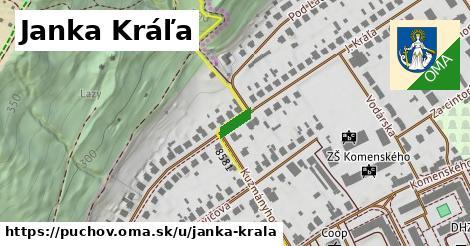 ilustrácia k Janka Kráľa, Púchov - 0,97km