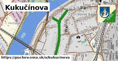 ilustrácia k Kukučínova, Púchov - 670m
