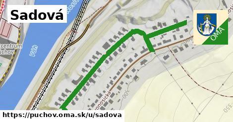 ilustrácia k Sadová, Púchov - 647m