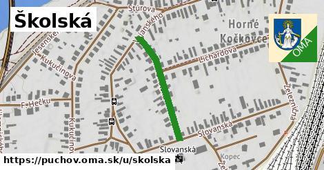 ilustrácia k Školská, Púchov - 256m