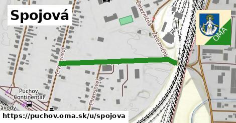 ilustrácia k Spojová, Púchov - 375m