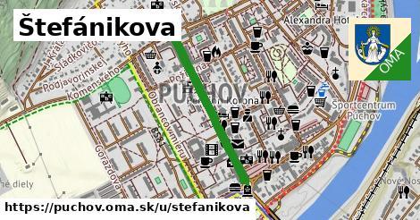 ilustrácia k Štefánikova, Púchov - 593m