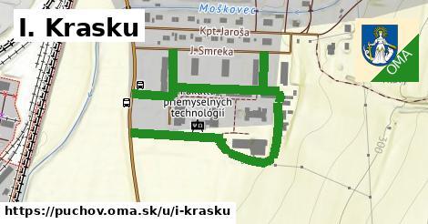ilustrácia k I. Krasku, Púchov - 389m