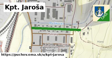 Kpt. Jaroša, Púchov