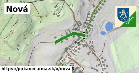 ilustrácia k Nová, Pukanec - 471m