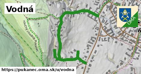 ilustrácia k Vodná, Pukanec - 0,75km