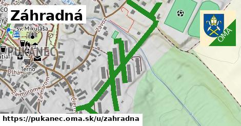 ilustrácia k Záhradná, Pukanec - 0,76km